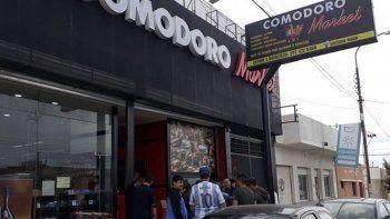 El Centro de Empleados de Comercio denunció que los supermercados chinos explotan a los trabajadores en Comodoro Rivadavia.