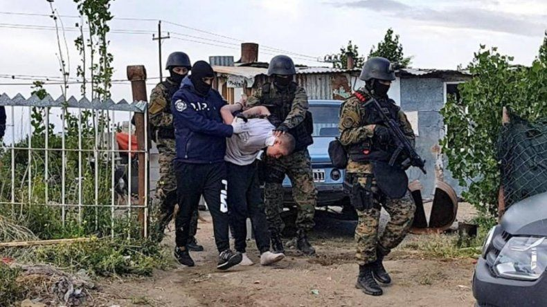 Capturaron a Enzo Uranga, uno de los fugados de la Alcaidía