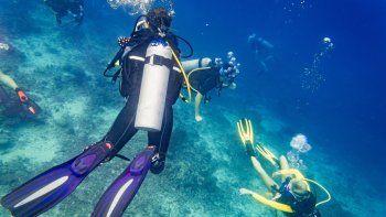 Una turista argentina murió en un bautismo de buceo en Tailandia