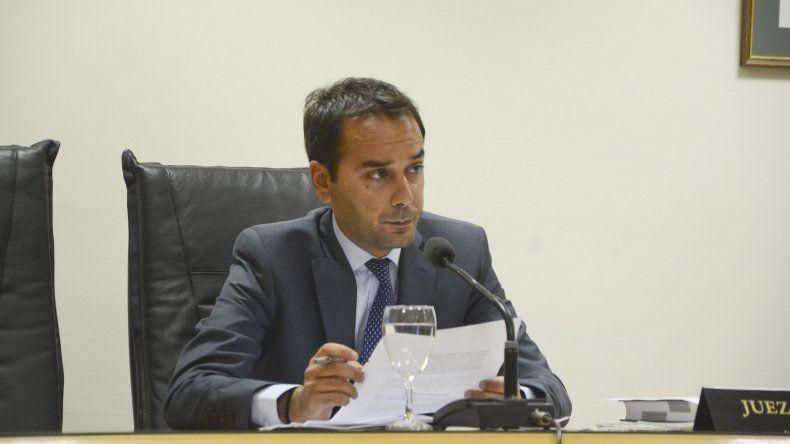 El juez Mariano Nicosia le dictó dos meses de prisión preventiva a Rodrigo Nieves y formalizó la imputación en su contra por el homicidio de Jorge Feliciano Olivera.