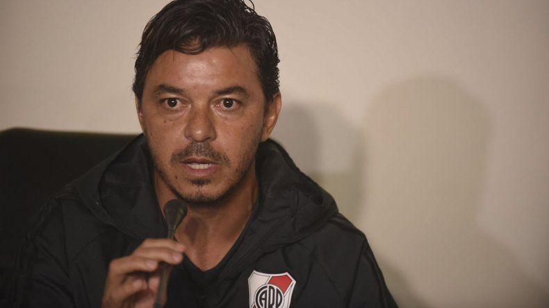 Marcelo Gallardo afirmó que nunca rechazó a la Selección nacional porque nunca me la ofrecieron.