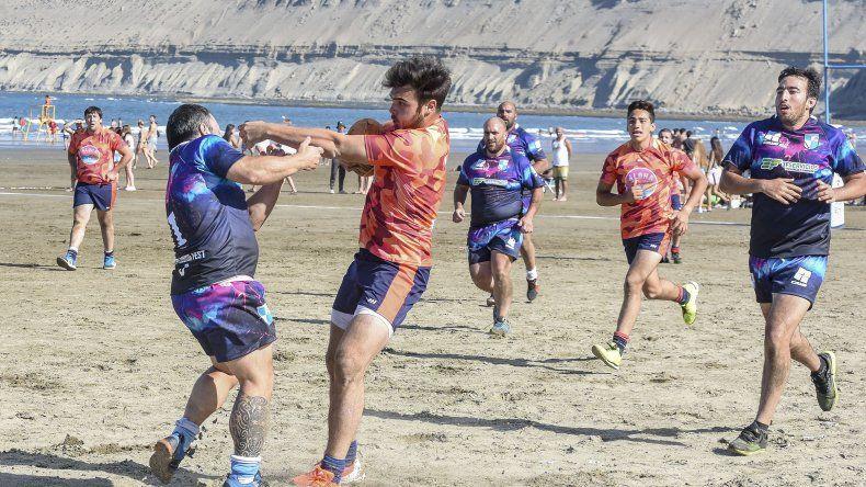 El Seven de rugby patagónico vuelve a desplegar su fiesta este fin de semana en Rada Tilly.
