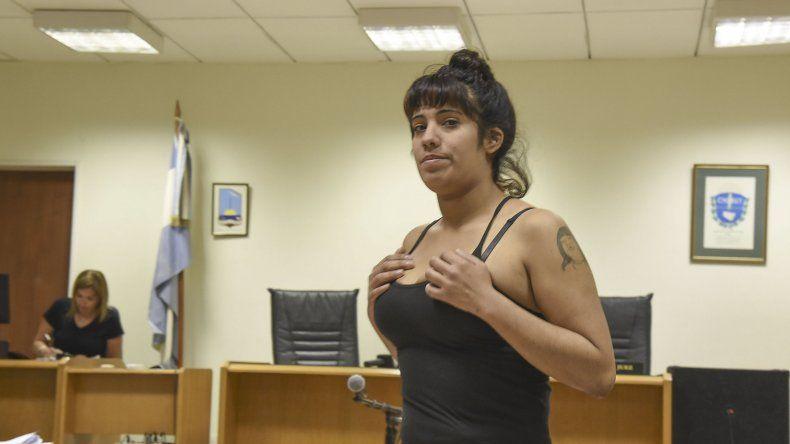 La imputación de Brenda Vargas en la causa del homicidio de Néstor Vázquez se hará cuando designe defensor particular porque ayer se negó a recibir a la Defensa Pública.
