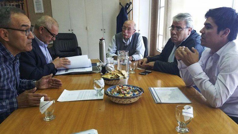 El Gobierno de Chubut y la SCPL buscan alternativas para pagar la deuda con Cammesa