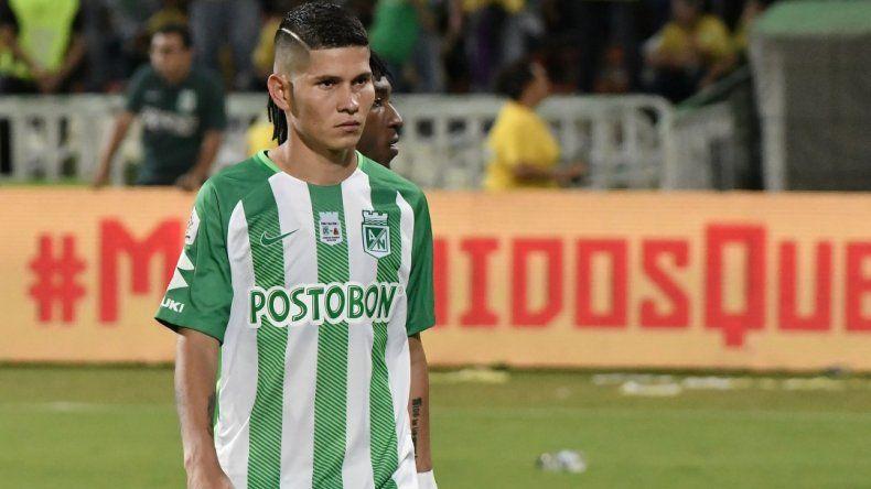 Campuzano llegó a Buenos Aires y se suma a Boca