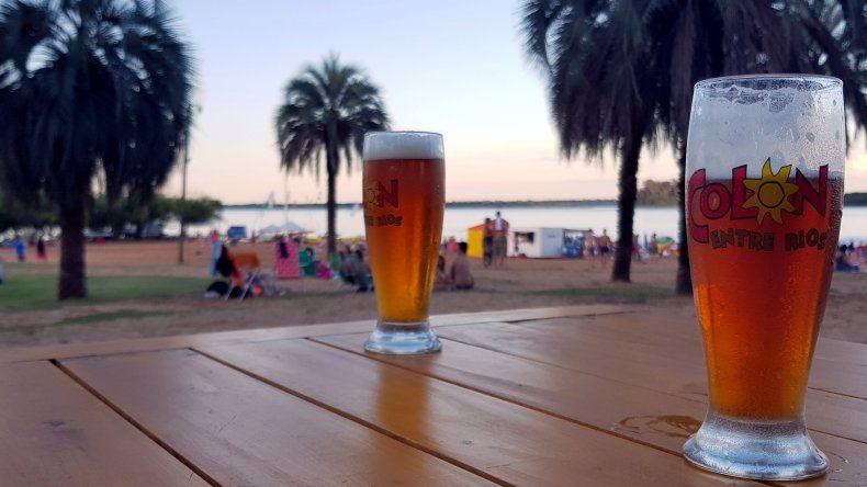 Cerveza artesanal en el Caribe entrerriano