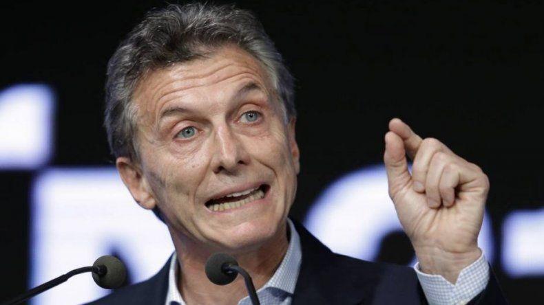 La carta completa de Mauricio Macri para la oposición