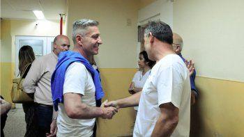 Arcioni recorrió el Hospital de Esquel: reforzarían el recurso humano