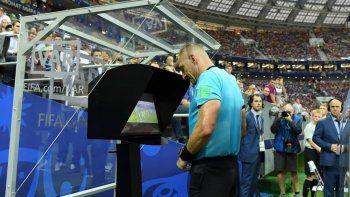 el futbol argentino implementara el var en sus proximos torneos