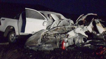 El accidente dejó un saldo de cinco víctimas fatales y dos personas con heridas de gravedad.