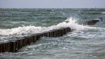 en el 2100 el mar subira hasta un metro en la argentina por el cambio climatico
