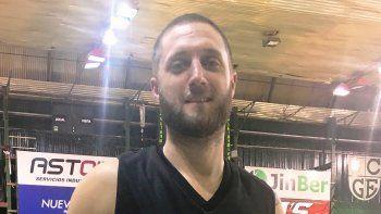Juan Manuel Rivero aseguró que hay que pisar fuerte de entrada cuando Gimnasia visite el sábado a Weber Bahía Basket.