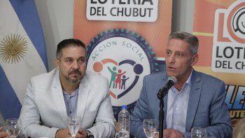 Arcioni entregó aportes al Comité de Contingencia Sanitaria de Epuyén