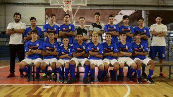 El equipo dirigido por Gabriel Bustos, con la preparación física de Marcelo Reynoso, ya tiene todo listo para enfrentar un nuevo desafío.