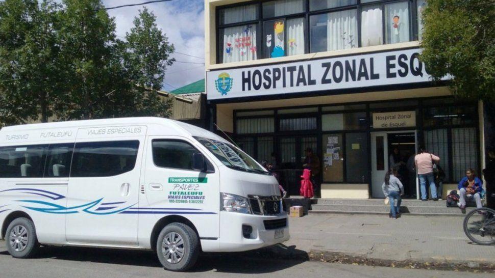 Fortalecieron la atención en hospitales de Esquel y Epuyén