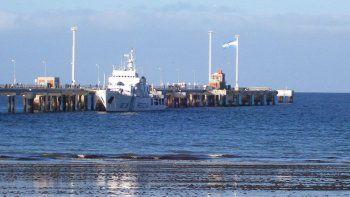 comienzan las visitas guiadas a los muelles de puerto madryn