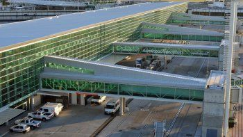 Peligran los vuelos en Ezeiza por asambleas gremiales