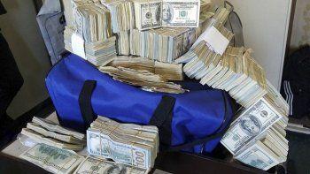 robo millonario a un turista en puerto madryn
