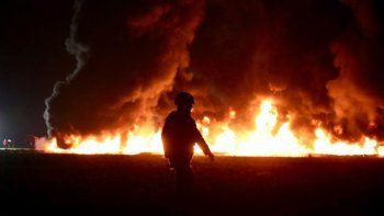 mas de 60 muertos tras una explosion en un oleoducto de mexico