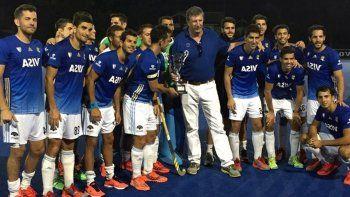 los leones ganaron el torneo tres naciones de chile