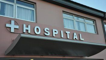 tenia sintomas y se escapo del hospital de caleta olivia