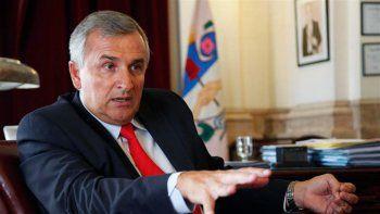 Morales dijo que una importante familia quiere adoptar al bebé de la nena violada