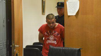 Sotelo fue condenado en Comodoro y ahora volvió a la prisión en Trelew.