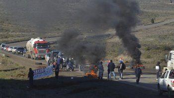 En Chubut hubo más de 200 piquetes el año pasado.