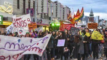 Nueva marcha en Comodoro para repudiar los femicidios