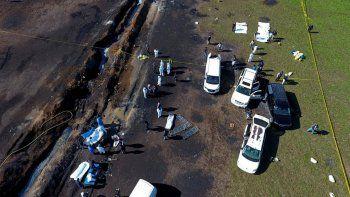 ascienden a 96 los muertos por la explosion de un oleoducto