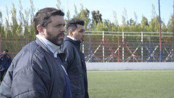 Nicolás Segura y Andrés Silvera debutaron como dupla técnica de la CAI el 8 de octubre de 2018, pensando en el Regional que se viene.