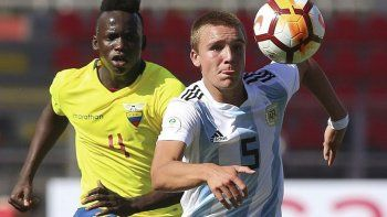 La Sub 20 se juega todo ante Uruguay