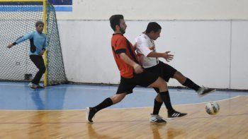 El futsal de la Categoría Principal está en plena etapa de definiciones.