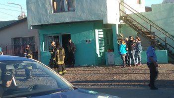 Una mujer se prendió fuego dentro de su casa