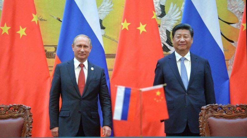 Rusia y China respaldaron a Nicolás Maduro