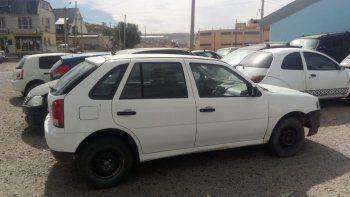 Secuestraron un auto que tenía pedido de captura