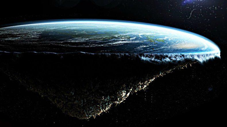 Creen que la tierra es plana y subirán a un crucero para confirmarlo