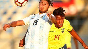 Argentina perdió con Ecuador y se complica