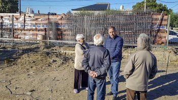 Es un lugar histórico por el cual nuestros jubilados vienen pidiendo hace muchos años, destacó Linares.