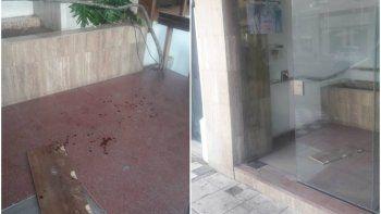 Atacaron a un policía y un videovigilador en el Centro de Monitoreo