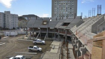 El municipio concluiría la obra del Estadio del Centenario