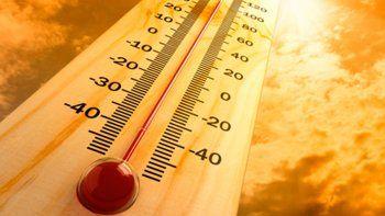Récord histórico de temperatura en la Patagonia