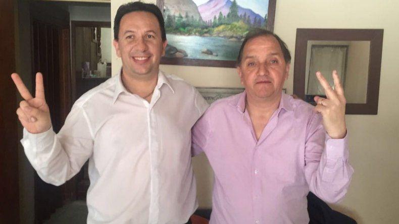 Hasta ayer Linares no descartaba que dentro del frente del PJ estuviera Adrián Maderna.