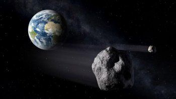 un asteroide podria chocar contra la tierra