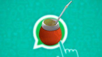 el emoji del mate ya es oficial y estara disponible en todos los celulares