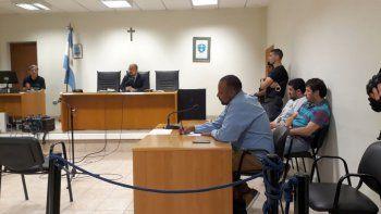 Imputados por el homicidio de Fozziano continuarán tras las rejas