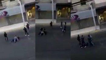 El lugar donde atacaron a Brian Gómez sigue siendo escenario de violencia