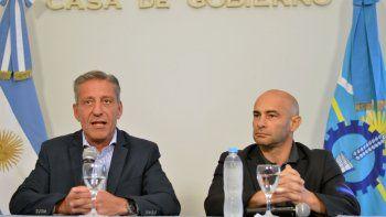 Arcioni justificó el decreto contra los extranjeros que delinquen