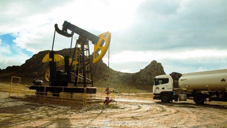 Chubut reactiva la operación del yacimiento Cerro Negro