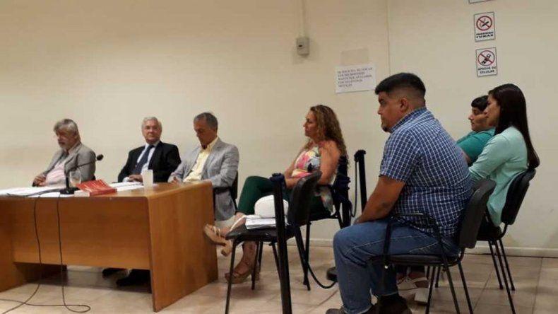 Autorizan la suspensión del juicio a prueba para cuatro de los imputados